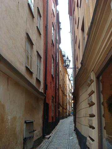 有feel的一条小巷