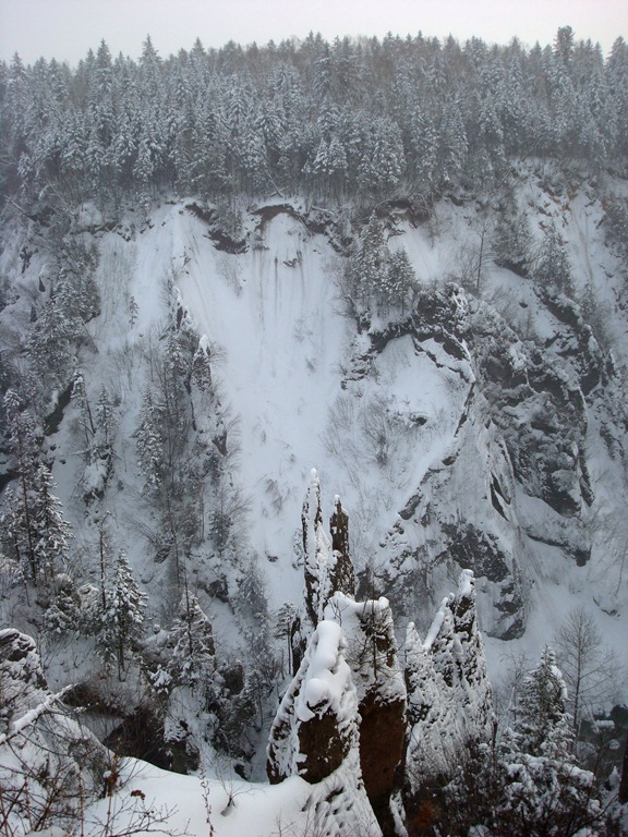 长白山大峡谷3