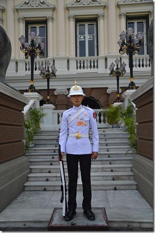 大皇宫-哨兵