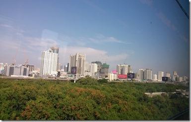 曼谷城市景色
